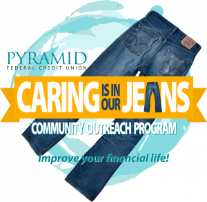 Caring Is In Our Jeans